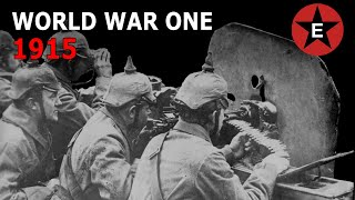 World War One - 1915