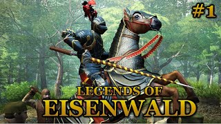 first Impressions  Legends of Eisenwald  Let's Play Ep. 1