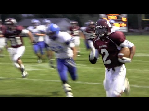 Football Highlights: Antwerp at Paulding - 2014