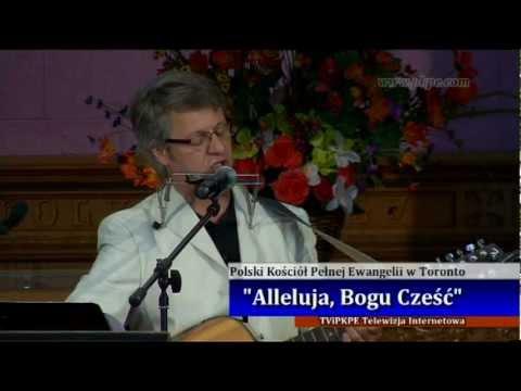 """""""Alleluja Bogu Cześć"""" - Uwielbienie"""