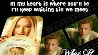 What If (by Colbie Caillat) FULL with Lyrics and Download Link