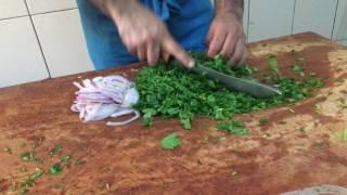 Adana // Kaburgacı Cabbar - Soğan Salatası