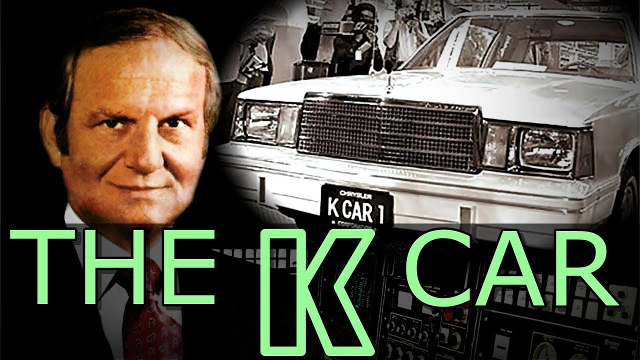 The K Car - The car that saved Chrysler