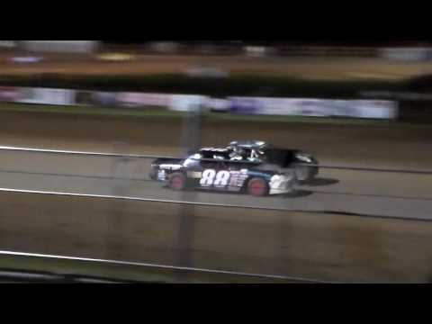 Stock Car Amain @ Independence Motor Speedway 08/20/16