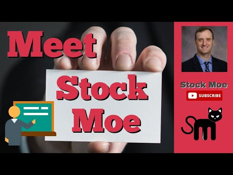 Who Is Stock Moe - An Investor and Teacher Who Cares