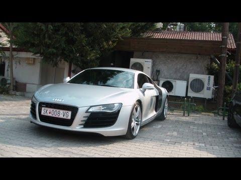 Audi R8 Review