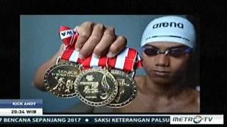 KICK ANDY 5 Mei 2017  ( Melampaui Batas ) - JENDI PANGABEAN, Atlet Renang