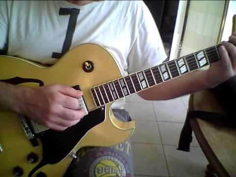 Bradley 2355M lawsuit 1973 Fuji gen JAPAN Archtop Guitar