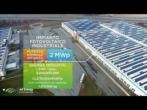 Fotovoltaico per Aziende. Energia Solare in Volo - All Energy & Architecture