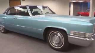 #232 - DET - 1969 Cadillac Sedan DeVille