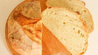 РЕЦЕПТ НАХОДКА СВЕЖИЙ ХЛЕБ КАЖДЫЙ ДЕНЬ ОЧЕНЬ ПРОСТОЙ РЕЦЕПТ Homemade bread recipe