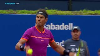 Nadal, Lopez reach third round, Montanes plays last match | Barcelona Open 2017 Day 3 Highlights