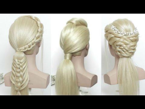 Красивые и легкие прически на длинные волосы