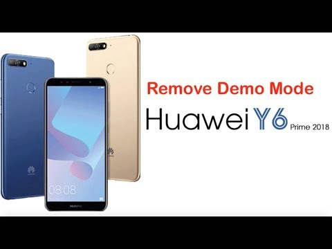 Huawei Demo Mode Password