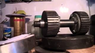 Смотреть видео Ремонт матриц грануляторов топливных гранул и комбикормов