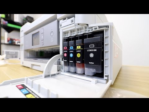 Brother MFC-J995DW All-in-One Printer (INKvestment) Review