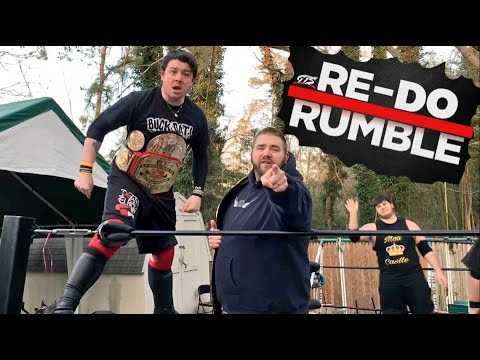 BATTLE ROYAL RUMBLE AFTERMATH MATCH FOR THE YOUTUBE CHAMPIONSHIP!
