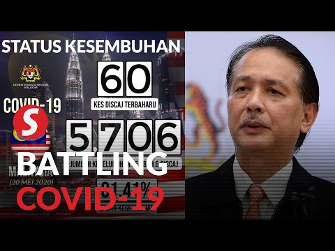 Covid-19: Malaysia continues with two-digit fresh cases, death toll remains at 114