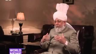 Khalifa of Islam interviewed by CBC Canada - MTA World News Special - Islam Ahmadiyya