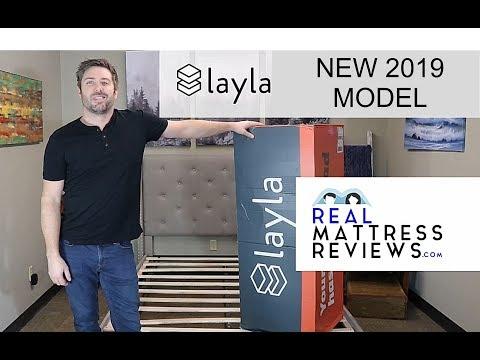 Layla Mattress Review - 2019 New Layla Design