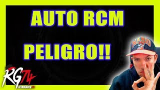 Auto RCM - Switch - Peligro - Brick - SemiBrick - Tutorial - RetroGamer