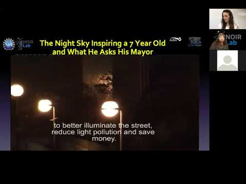 Real People, Big Astronomy: Dr. Connie Walker & Globe at Night