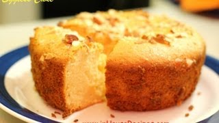 Eggless Cake In Oven Or Microwave Convection