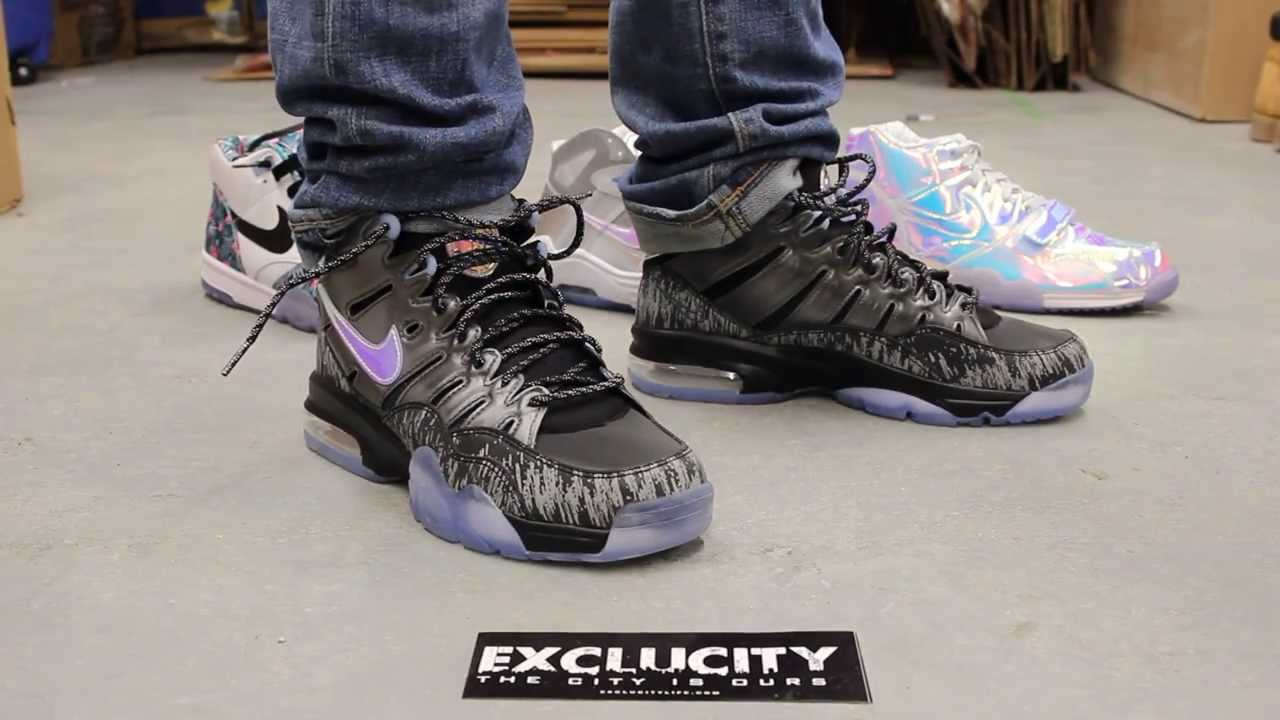 timeless design 3322e 9e446 Nike Air Max Trainer  94 PRM On-feet Video at Exclucity - YouTube