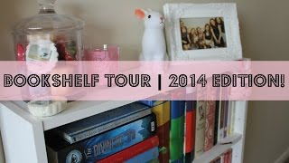 Bookshelf Tour! | 2014 Edition