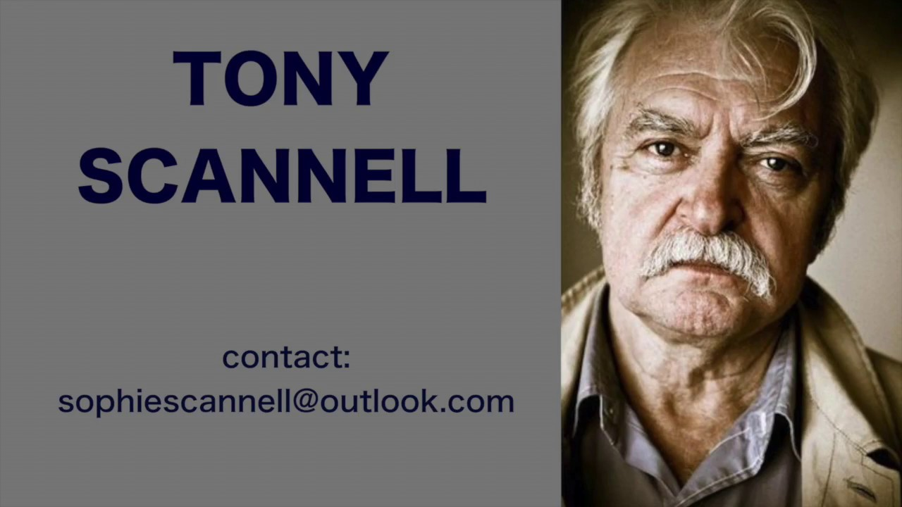 Tony Scannell TONY SCANNELL SHOWREEL 2017 YouTube