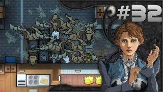 KOLONIA ZDEWASTOWANA - Zagrajmy w Rimworld 1.0 #32