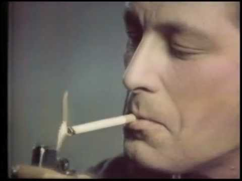 Tareyton Cigarette TV Commercial - 1967