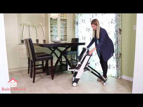Peg Perego Siesta High Chair – Product Review