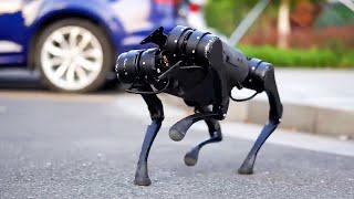 Unitree A1 is a Boston Dynamics Spot lookalike
