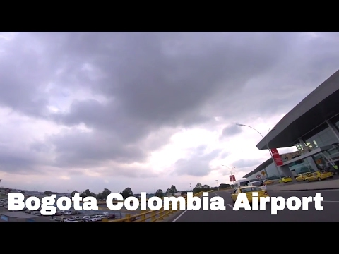 15 Minutes Bogota (BOG) Colombia Airport Driving Directions
