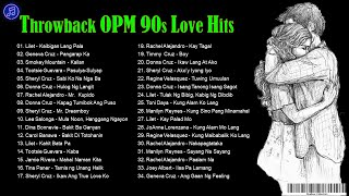 Throwback OPM 90s Love Songs Hit