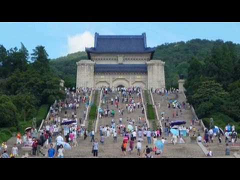 Check Out China: Touring Nanjing