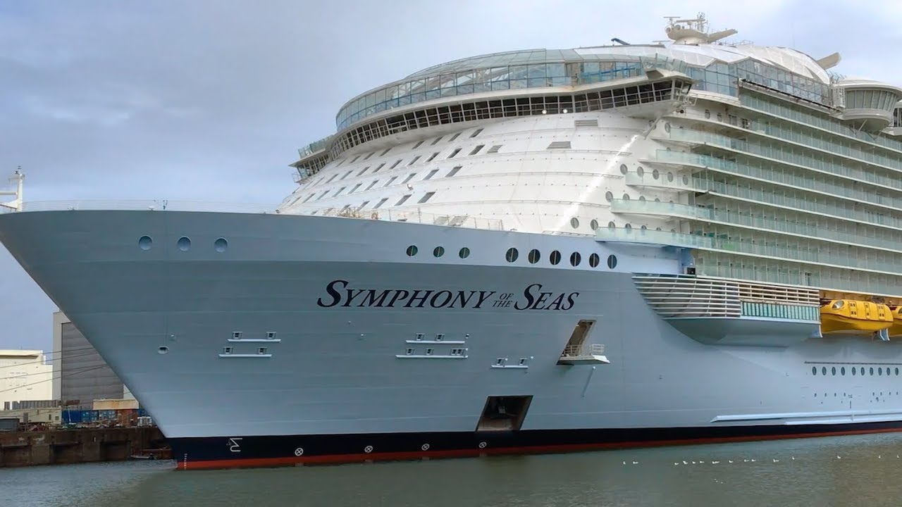 Meet the Captain of the Largest Ship in the World | Royal