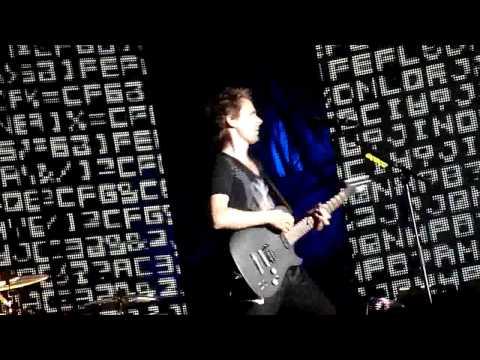 Muse Hysteria Live Austin City Limits Music Festival Zilker Park Austin TX October 4 2013
