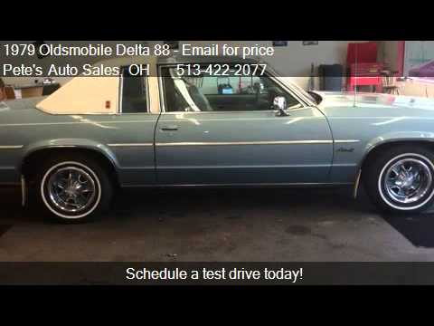Repeat 1977 Oldsmobile Delta 88 by Charrua NYC - You2Repeat