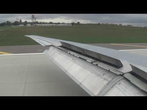 Delta Airlines MD-88 [N963DL] Landing in | KDTW