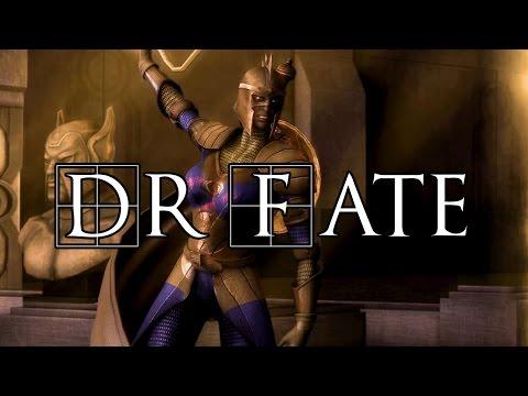 [PC] Injustice: Gods Among Us DR FATE Mod (Wonder Woman Custom DLC Skin)