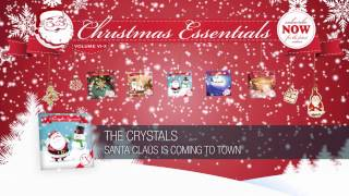 The Crystals- Santa Claus Is Coming To Town (1963)  // Christmas Essentials