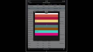 HanDBase for iPad Overview