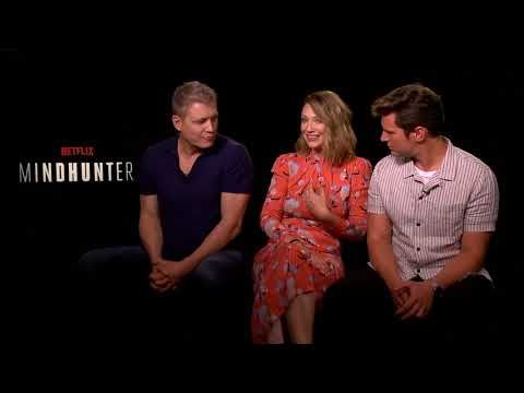 Mindhunter Cast Have Fun in Pittsburgh
