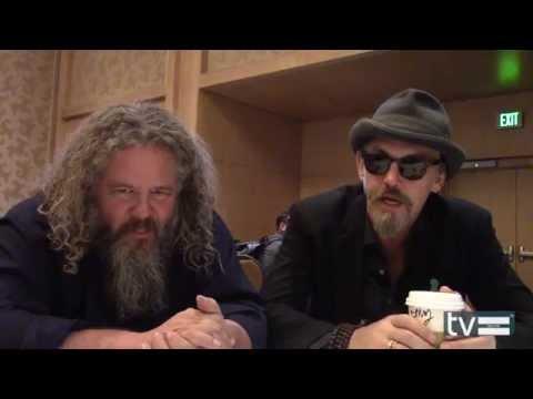 Sons of Anarchy Season 7: Mark Boone Junior & Tommy Flanagan
