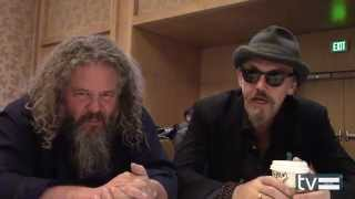Sons of Anarchy Season 7: Mark Boone Junior & Tommy Flanagan Interview