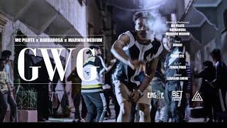 BARBAROSA- GWG - MC PILOTE  x MARWAN MEDIUM PROD BY. SHAWNMAC (M/V)