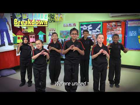 'One Song' - Music: Count Us In 2018 - Auslan Translation (Official)