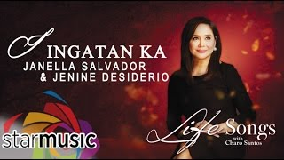 Janella Salvador & Jenine Desiderio - Iingatan Ka (Official Lyric Video)